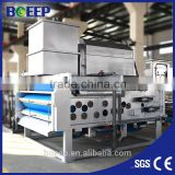 Waste Water sludge filter press for paper making industry