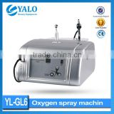 Water Oxygen Spray YL-GL6 Multi-fuction Oxygen Jet Peel Facial Treatment Machine For Salon Use Improve Oily Skin