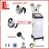 5 In 1 Slimming Machine Vacuum Slimming Beauty Equipment Rf Cavitation Machine Ultrasonic Cavitation Machine Fat Reduction40hkz