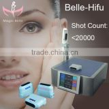 0.2-3.0J 2016 Facial Care SMAS Hifu Facial Anti-wrinkle Waist Shaping Machine/HIFU Shaping And Face Lifting Machine/Skin Lifting HIFU