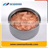 Canned bonito tuna flakes in sunflower oil china canned tuna fish 185g x 48