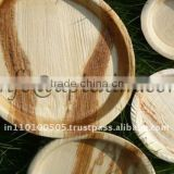 Natural Areca Leaf Plate Eco Friendly Tableware Durable & Disposable