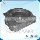 Castom Cast Iron Tractor Gearbox Housing Agricultural Tractor Spare Parts For Walking Tractor