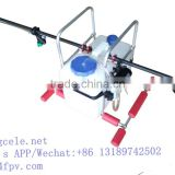 15L capacity Sprayer gimbal for agriculture UAV Drone customized agricultural Drone accessory