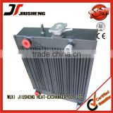 engine radiator/Benz aluminium oil cooler/plate fin radiator & oil cooler