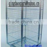 wire mesh container storage