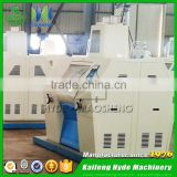 Fully automatic durum grain flour mill