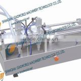 Stainless steel auto yogurt machine cup filling machine