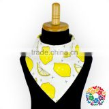 Wholesale Terry Cloth Baby Bibs Baby Bibs Bandana Triangle Animal Pattern Baby Bibs Cotton