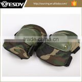 Woodland Camo Wholesale knee Protector Bicycle Cycling Tactical Skate Protective Elbow Knee Pads