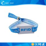 RFID Festival Woven Wristband Tag