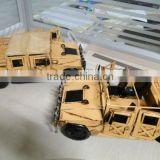 Hummer Truck Model Metal Craft Gifts,Wholesale Craft Supplies,Supply Gift Craft Metal Craft DB01681 to Importers Spain,Russia