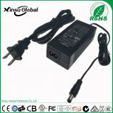 42V 5A power adapter for two wheel smart electric bike with FCC SAA GS