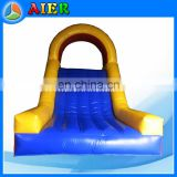 Ball rolling inflatable super slide