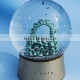 resin water globe, souvenir snow globe