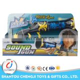 Hot popular shooting game plastic black cartoon auto electric gun