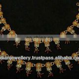 Indian jewelry anklets, anklet bracelet exports
