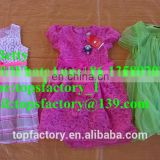 Top quality Factory bulk second hand clothing children used clothing wholesale