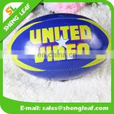 2016 New design printed rugby ball