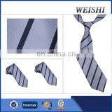 hot sale cheap 100% silk necktie grey necktie