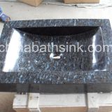 Blue Granite  Sinks, Blue Granite Wash Basins, Nature Stone Bathroom Sinks