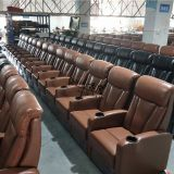 Hot selling theme cinema sofa,commercial cinema seats without recliners for cinema hall