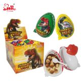 Popular Dinosaur Designs Chocolate Biscuit Ball Toys