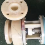 PF PVDF Chemical transfer plastic pump