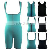 Womens Neoprene Sweat Enhancing Gym Fitness Thermal Waist Cincher Bust Control