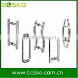 Supply sorts of double side door pull handles and door handle of stainless steel