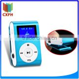 Easy and simple to handle MP3 player colorful lithium battery download mp3 songs christmas