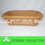 None Toxic Food Grade plastic bread basket