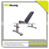 Multifunction adjustable flat weight gymnastic bench