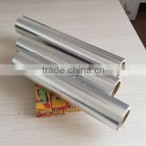 Disposable economy aluminium foil for food packaging,freezing, wrapping foil paper in rolls