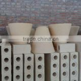 high strength high alumina Runner Bricks in Cupola Furnace