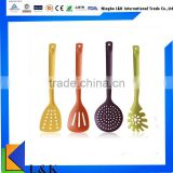 nylon color kitchen utensils,cooking utensils,nylon kitchen tool