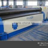 W11 three rollers rolling machine,mechanical rolling machine, mechanical roller bending machine