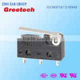 High Temperature Level Switch / Snap Action micro switch kw3a 10t105 For Home Appliances