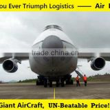 Cheap air freight forward agent service to New Delhi(DHL), India