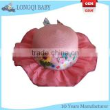 CM-TN-010 cheap funny hot imported kids straw hats