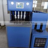 ZG-2000A hot sale 2000B/H 4 cavity hand-feeding semi automatic pet bottle blow molding machine