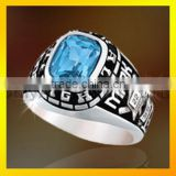 Fashionable Custom Design College Class RIngs