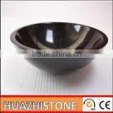 New imperial shanxi black granite wash basin counter tops