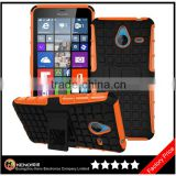 Keno Premium Rugged Mobile Phone Cover for Nokia Lumia 640 XL, Combo Case for Nokia Lumia 640 XL