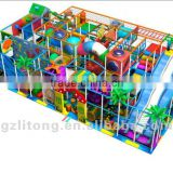 151-27B Superboy Proactive Solution Kids Soft Indoor Playground Set