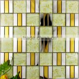 mirror glass mosaic tiles, glass mosaics,mirror glass tiles mixed for covering wall well decoration