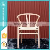 Solid wood bamboo wedding Y back chairs