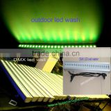 Make in China factory new design high quality led super bright outdoor lighting, ip65 wall washer