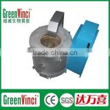Greenvinci Hot sale wood sawdust biomass aluminum melting furnace for magnesium / aluminum melting