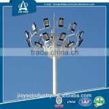 Jiayao steel telescopic street lighting pole                                                                         Quality Choice